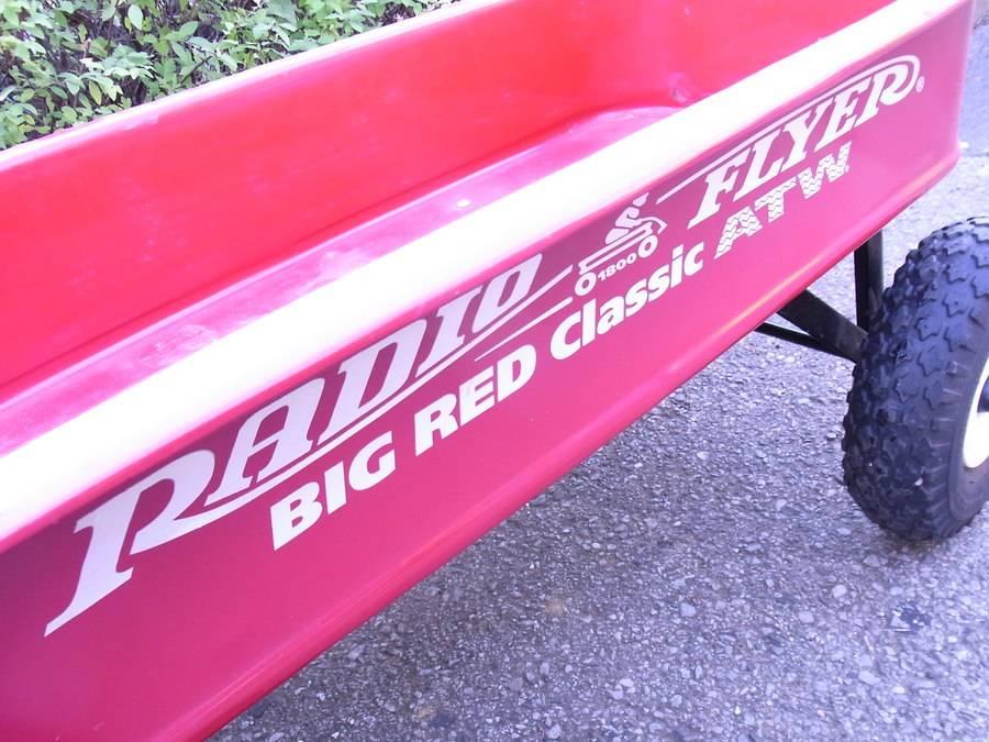 RADIO FLYER ラジオフライヤー のビッグレッドクラシック