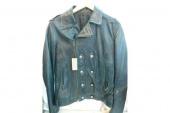 越谷衣類のレザージャケット