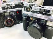 デジタル家電のフィルムカメラ
