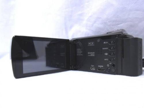 デジタルビデオカメラの越谷