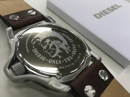 腕時計のディーゼル(DIESEL)