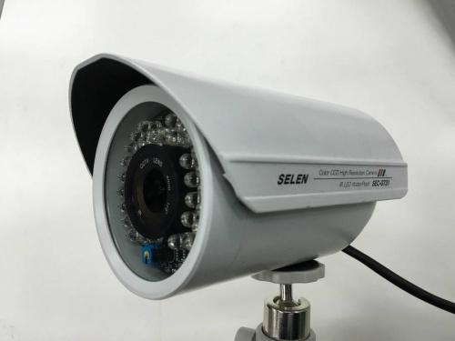 SELENの防犯カメラ