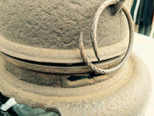 和雑貨の茶釜