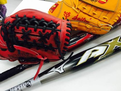 スポーツ・アウトドアの野球