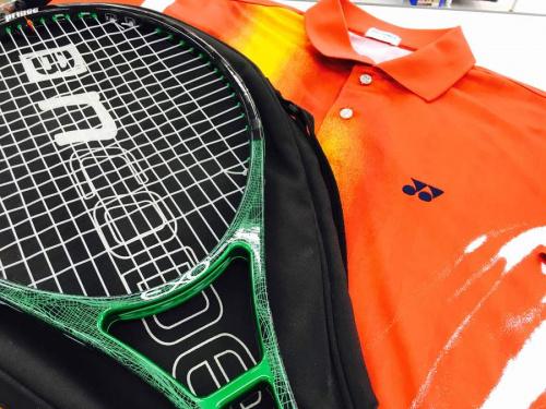 スポーツ・アウトドアのテニス