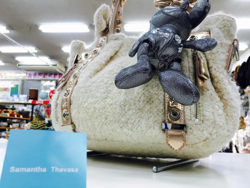バッグのSamantha Thavasa