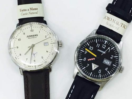 腕時計のJUNKERS