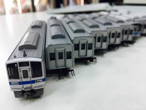 鉄道模型のNゲージ