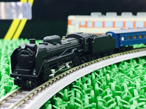楽器・ホビー雑貨の鉄道模型