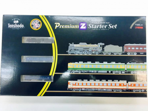 鉄道模型のZゲージ