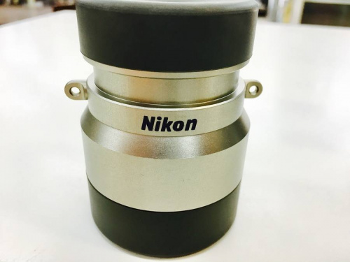 プロ用ルーペのニコン(NIKON)