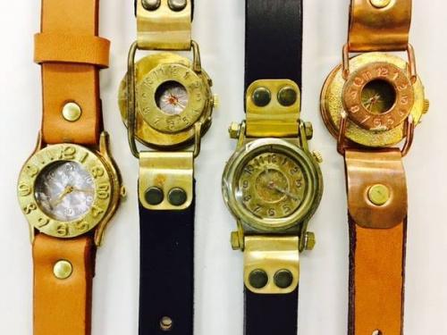 ハンドメイドの越谷・春日部近辺腕時計入荷情報