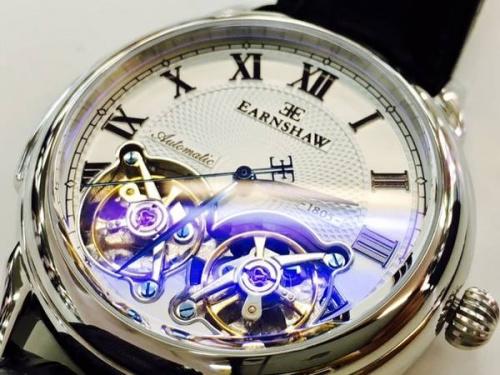 腕時計のEARNSHAW