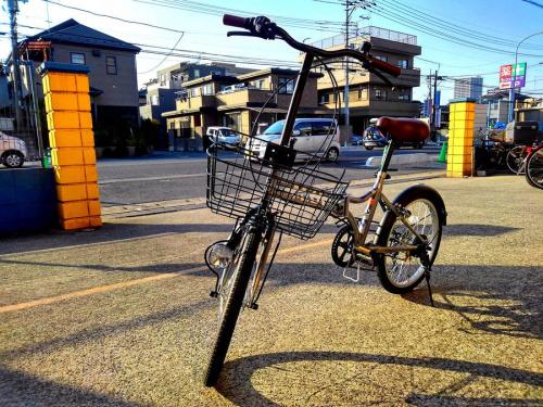 自転車のサイクリング