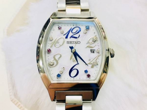 腕時計のSEIKO