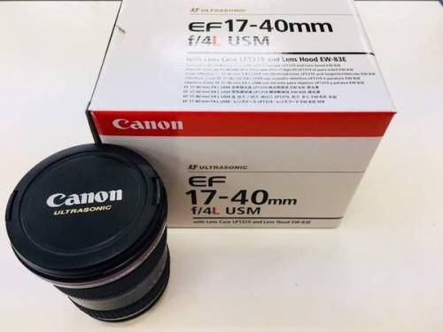 レンズのキャノン(Canon)