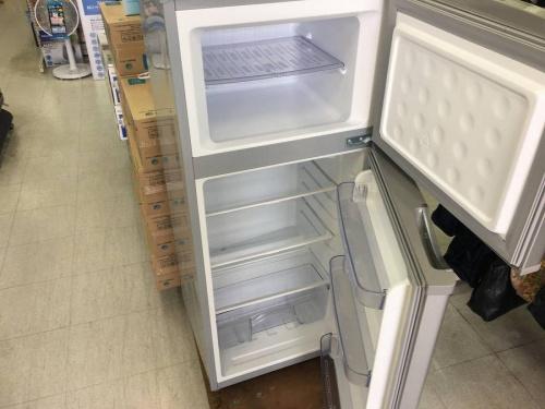 中古冷蔵庫の単身用