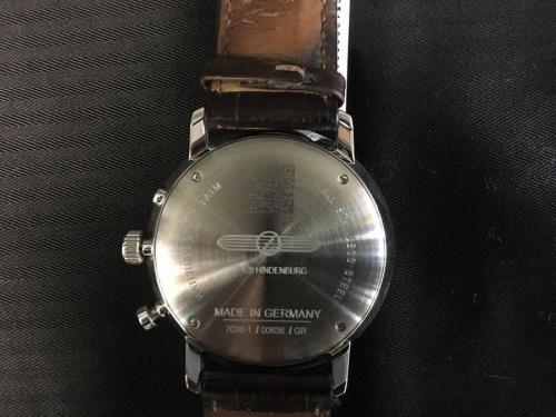 腕時計のZeppelin