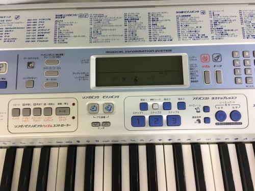 中古 電子キーボードの中古 楽器