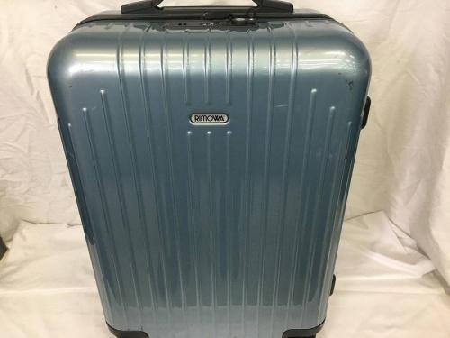 中古 スーツケースのリモワ