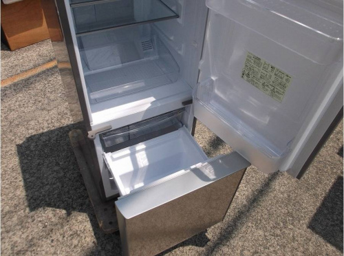 冷蔵庫の中古家電 越谷