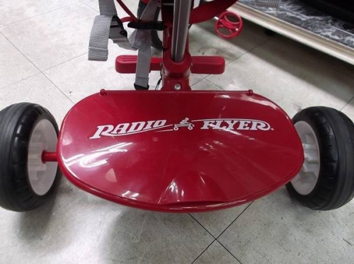 三輪車のRADIO FLYER