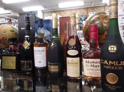ウイスキー 買取のブランデー 買取
