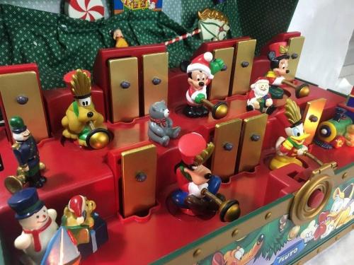 Disneyのクリスマス