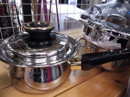 鍋のtupperware