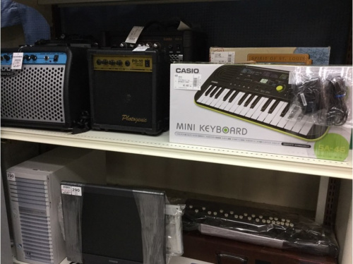 ギターの電子ピアノ