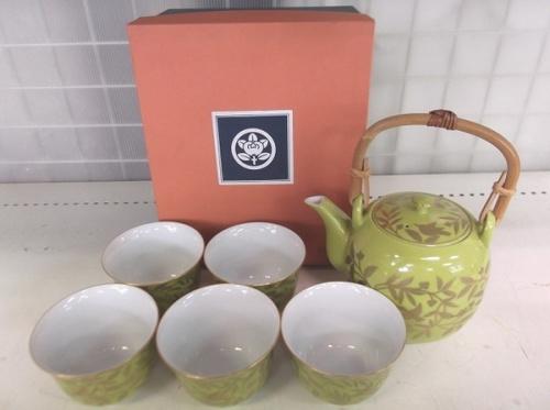 橘吉の茶器