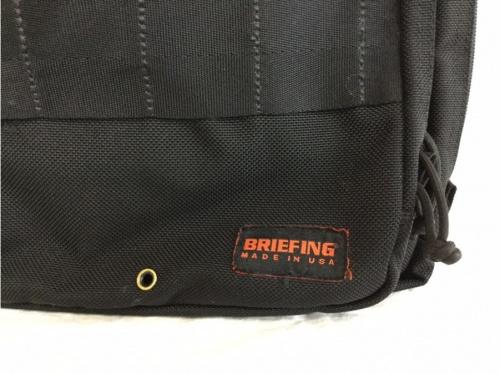 ブリーフケースのBRIEFING