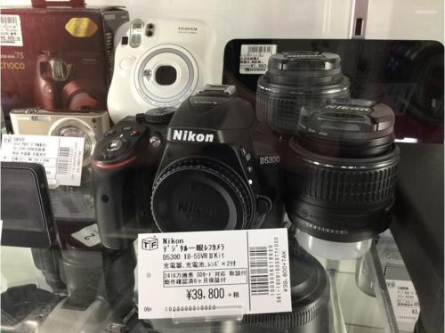 一眼レフカメラのコンパクトカメラ