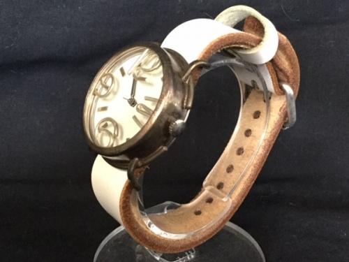 腕時計のハンドメイド腕時計
