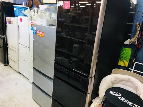 イベントなうの冷蔵庫