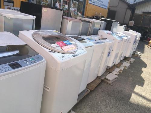 いべんとなうの洗濯機