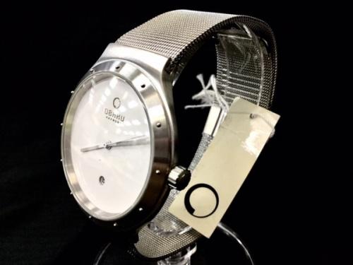腕時計のOBAKU