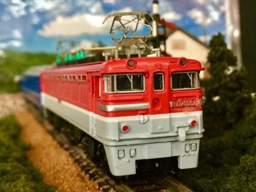 マイクロエースの鉄道模型