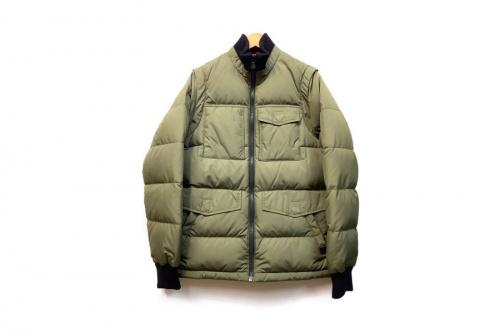 ジャケットの越谷
