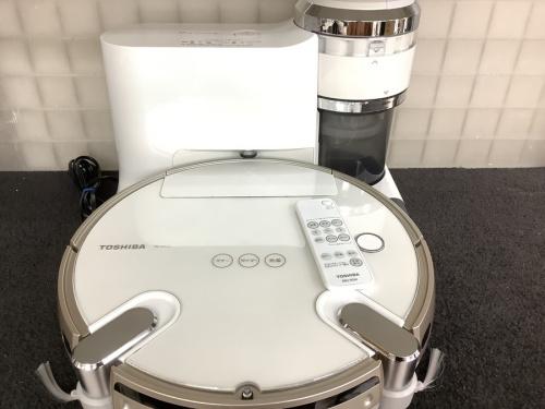 TOSHIBAのロボットクリーナー