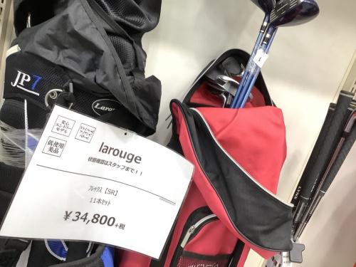 ゴルフ用品のゴルフクラブ