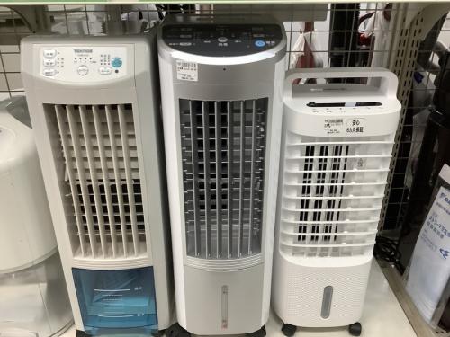 除湿器の冷風扇