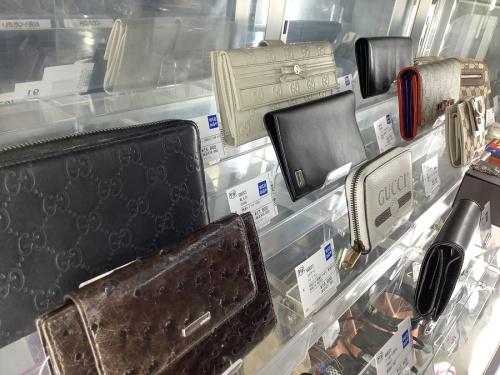 財布の買取 越谷