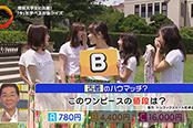 TBS系列「応援!日本経済 がっちりマンデー!! 」