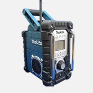 MAKITA充電現場ラジオ