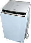 HITACHI 8.0kg BW-D8WV 2016年製