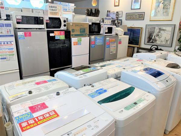 トレジャーファクトリー二俣川店 内観写真
