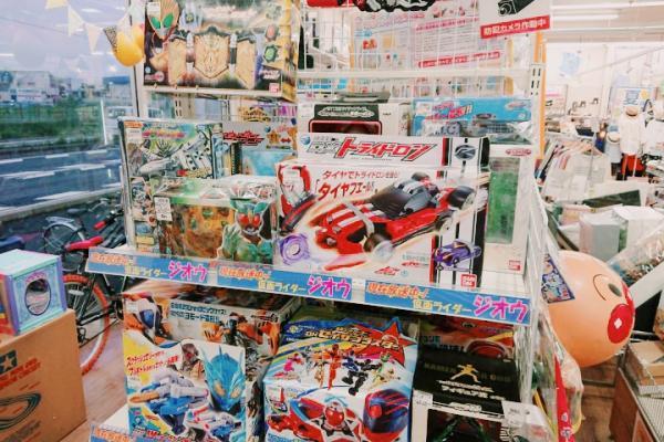 トレジャーファクトリー北越谷店 内観写真
