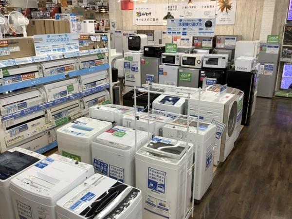 トレジャーファクトリー野田店 内観写真