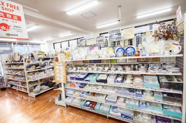 トレジャーファクトリー上板橋店 内観写真